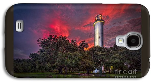 The Last Shot Galaxy S4 Case by Marvin Spates