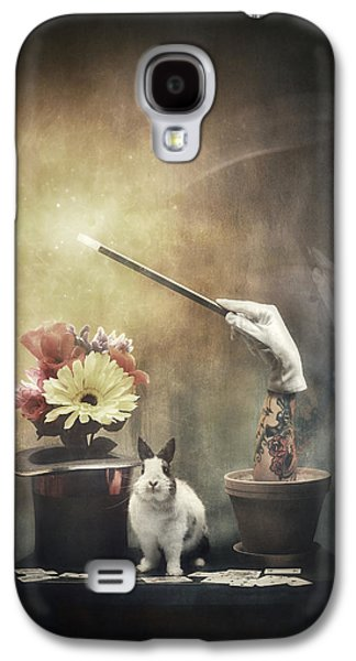 Magician Galaxy S4 Case - The Latest Trick... by Vaclav Kindl