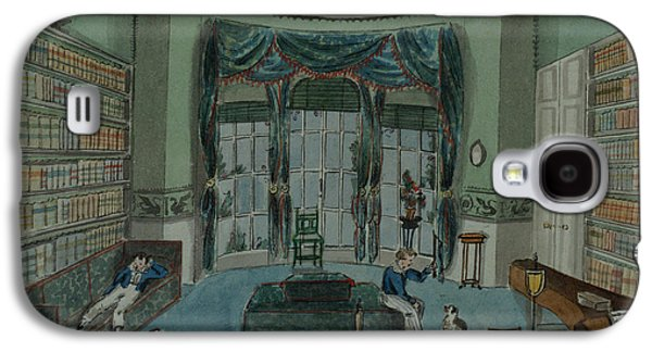 The Library, C.1820, Battersea Rise Galaxy S4 Case