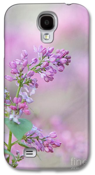 The Lilac Galaxy S4 Case by Kay Pickens