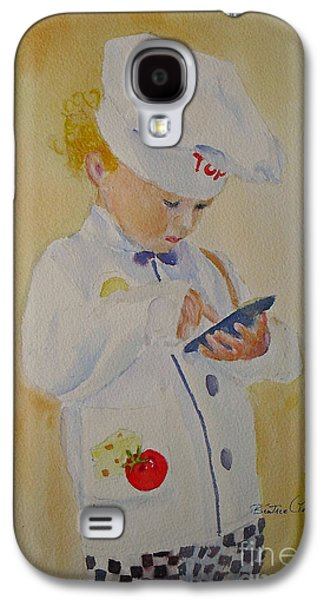The Little Chef Galaxy S4 Case by Beatrice Cloake