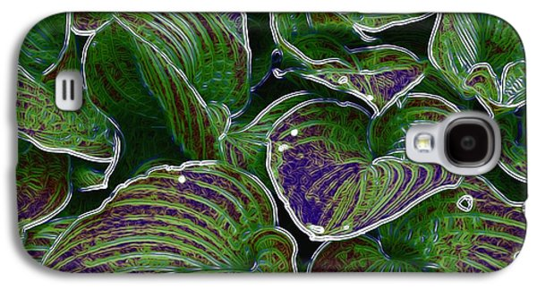 Waterscape Galaxy S4 Case - The Little Pond by Pepita Selles