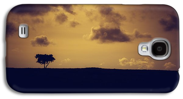 The Loneliness Of A Moorland Tree Galaxy S4 Case