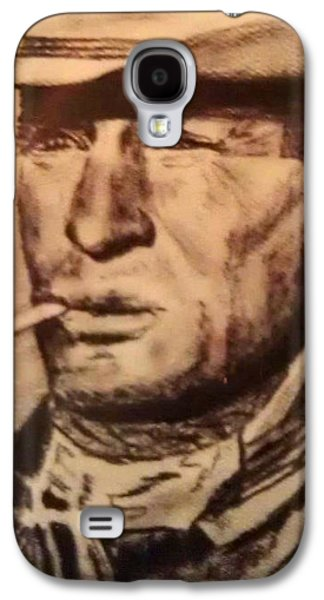The Loner Galaxy S4 Case by Kathy Stiber