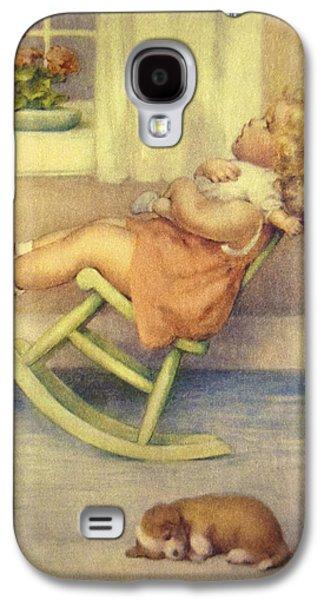 The Lullaby Galaxy S4 Case