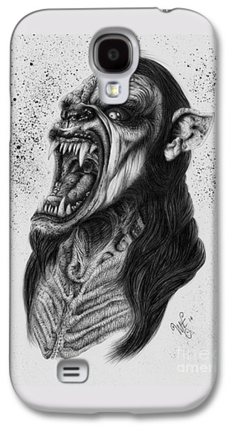 The Lycanthrope Galaxy S4 Case by Wave