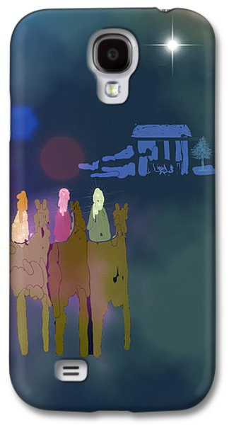 The Magi Galaxy S4 Case by Arline Wagner