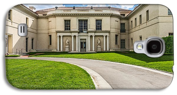 The Magnificent Huntington Art Gallery. Galaxy S4 Case by Jamie Pham