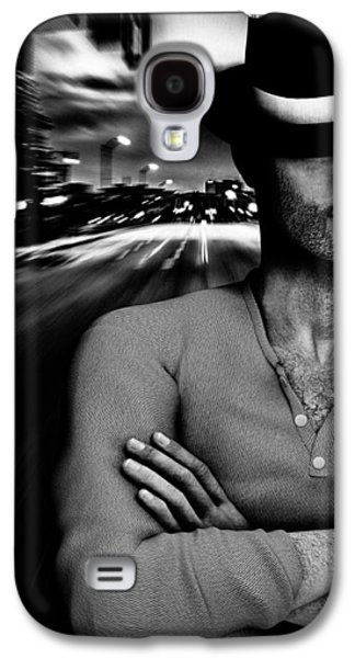 The Man In The Hat Returns Galaxy S4 Case