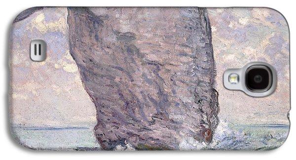 The Manneporte Seen From Below Galaxy S4 Case