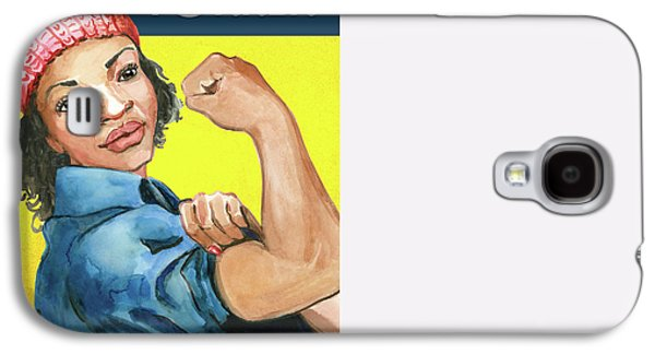 The March Galaxy S4 Case by Abigail Gray Swartz