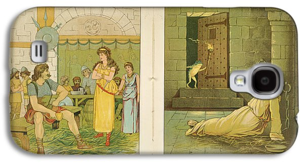 The Marsh King's Daughter Galaxy S4 Case by British Library