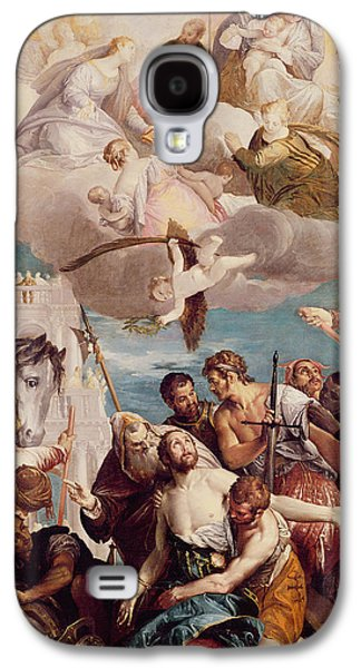 The Martyrdom Of Saint George Galaxy S4 Case by Veronese