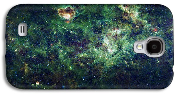 The Milky Way Galaxy S4 Case by Adam Romanowicz
