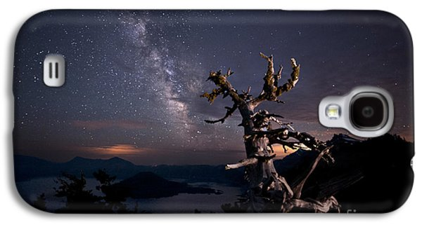 The Mind Belonged To Heaven The Body's Shadow Lies There Galaxy S4 Case