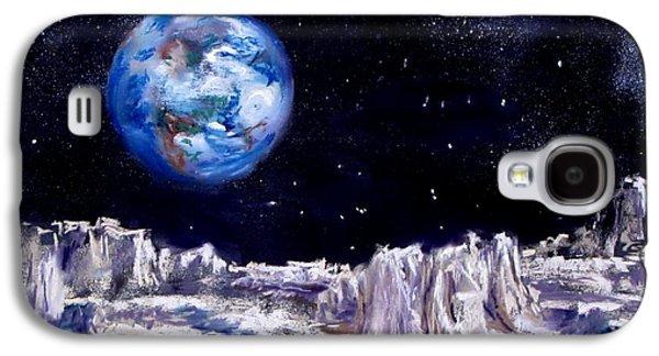 The Moon Rocks Galaxy S4 Case by Jack Skinner