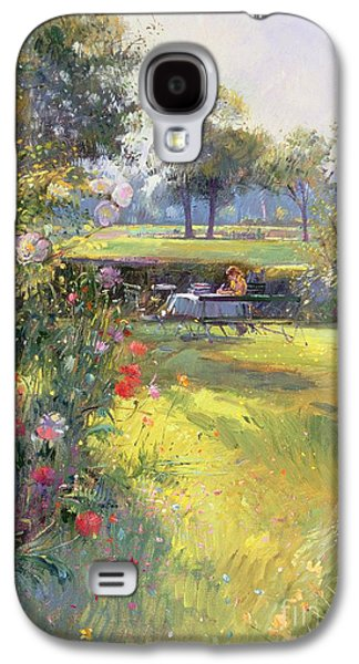 The Morning Letter Galaxy S4 Case by Timothy  Easton