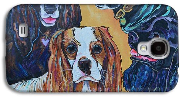The Moseley Gang Galaxy S4 Case by Patti Schermerhorn