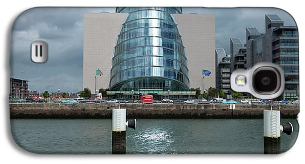 The National Irish Conference Centre Galaxy S4 Case by Panoramic Images