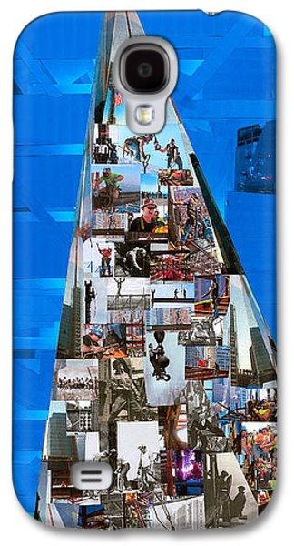 The New World Trade Center Galaxy S4 Case