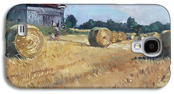 The Old Barns In Georgetown On Galaxy S4 Case by Ylli Haruni