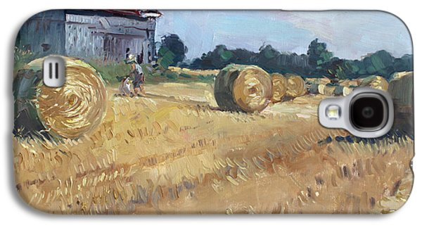 The Old Barns In Georgetown On Galaxy S4 Case