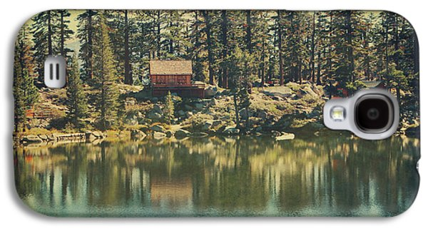 The Old Days By The Lake Galaxy S4 Case by Laurie Search