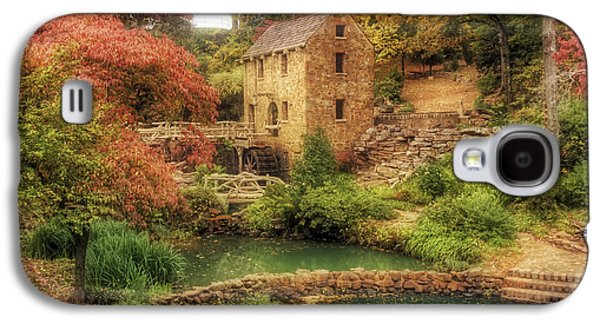 The Old Mill In Autumn - Arkansas - North Little Rock Galaxy S4 Case