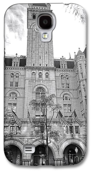 The Old Post Office  Galaxy S4 Case by Olivier Le Queinec