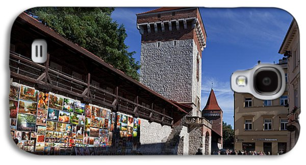 The Open Air Art Gallery Galaxy S4 Case by Panoramic Images