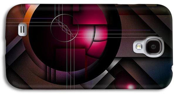 The Operative Word Galaxy S4 Case by Franziskus Pfleghart