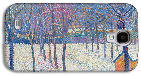 The Orchard Under The Snow  Galaxy S4 Case