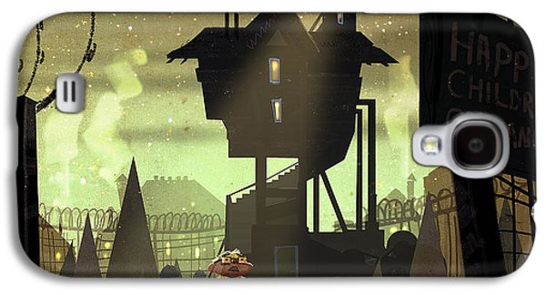 The Orphanage Galaxy S4 Case by Kristina Vardazaryan