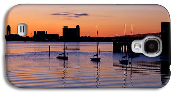 The Other Side Of The Harbor Galaxy S4 Case by Joann Vitali