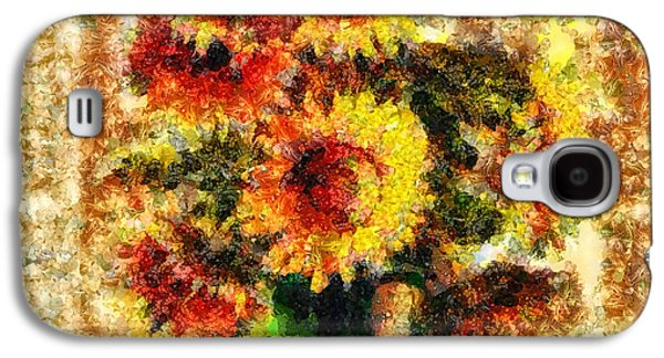 The Other Sunflowers Galaxy S4 Case