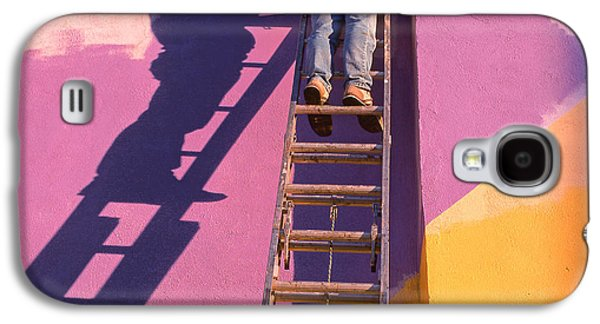 The Painter Galaxy S4 Case by Don Spenner