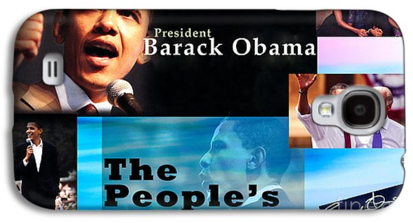 The People's President Still Galaxy S4 Case