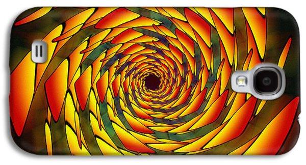 The Phi Stargate Galaxy S4 Case by Derek Gedney