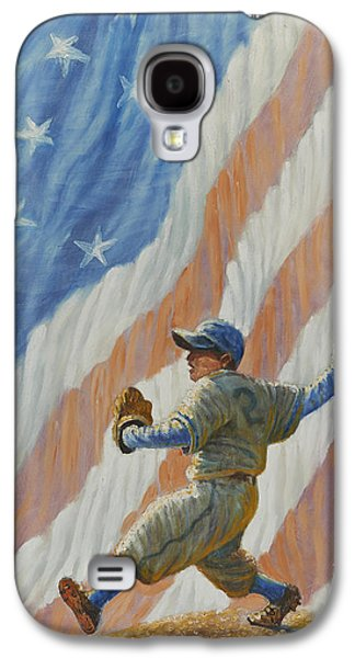 The Pitcher Galaxy S4 Case