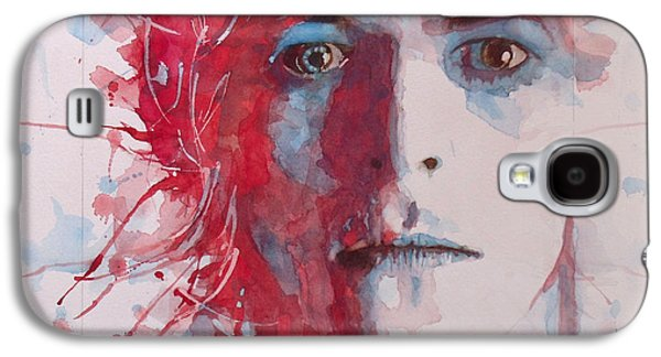 Musicians Galaxy S4 Case - The Prettiest Star by Paul Lovering