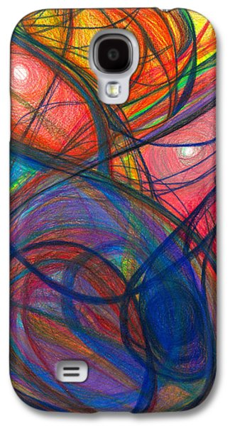 The Pulse Of The Heart Lies Strong Galaxy S4 Case