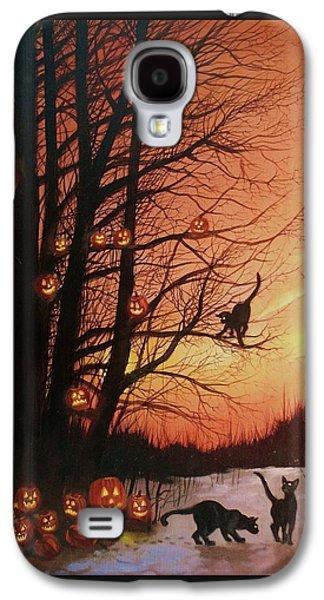 The Pumpkin Tree Galaxy S4 Case