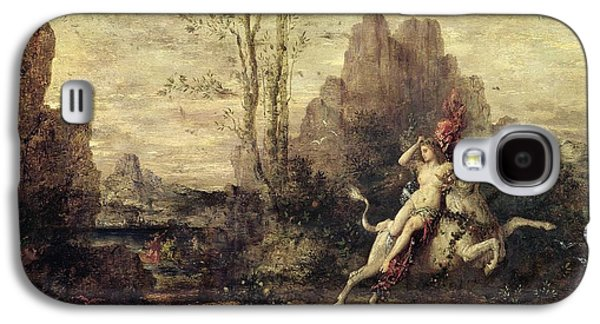 The Rape Of Europa Galaxy S4 Case by Gustave Moreau