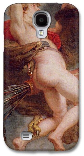 The Rape Of Ganymede Galaxy S4 Case by Rubens