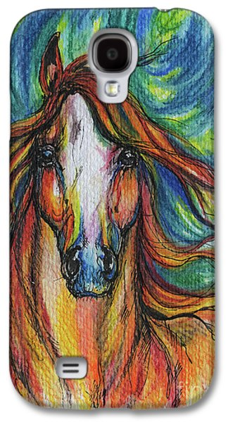 The Red Horse Galaxy S4 Case