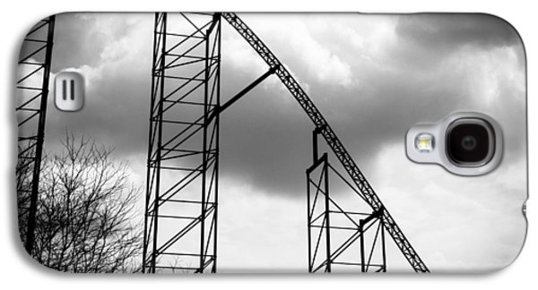 The Ride Of Steel 7k01004 Galaxy S4 Case by Guy Whiteley