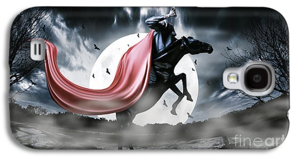 The Rise Of The Headless Horseman Galaxy S4 Case by Jorgo Photography - Wall Art Gallery