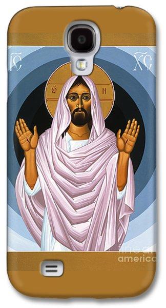 The Risen Christ 014 Galaxy S4 Case