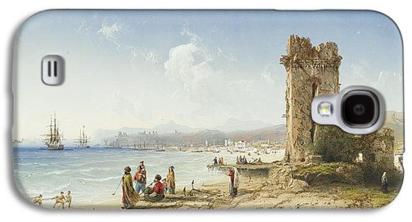 The Ruins Of Chersonesus Crimea Galaxy S4 Case by Celestial Images