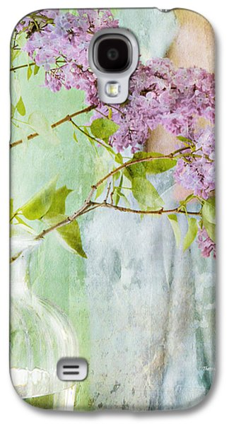 The Scent Of Lilacs Galaxy S4 Case